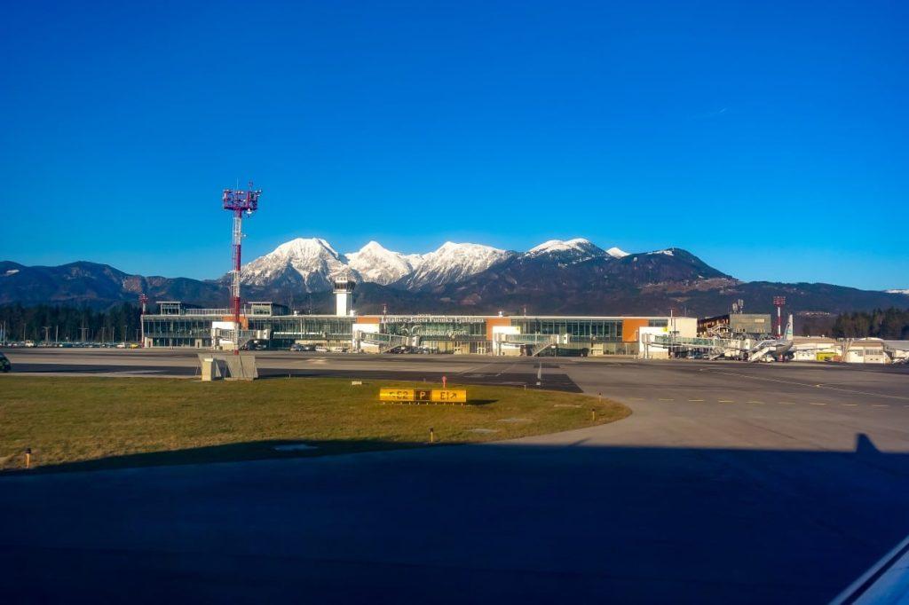 Brnik Airport Ljubljana