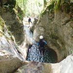 Canyoning grmecica