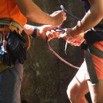 Preparing for safe climbing