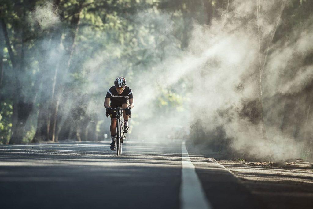 Biking roads in Slovenia