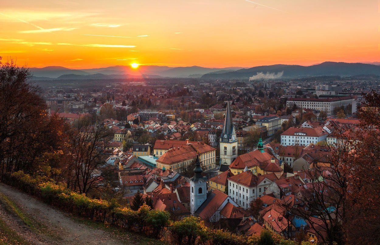 Photography workshop on Ljubljana Castle