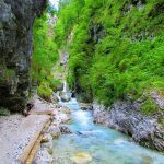 Untouched nature in Martuljek