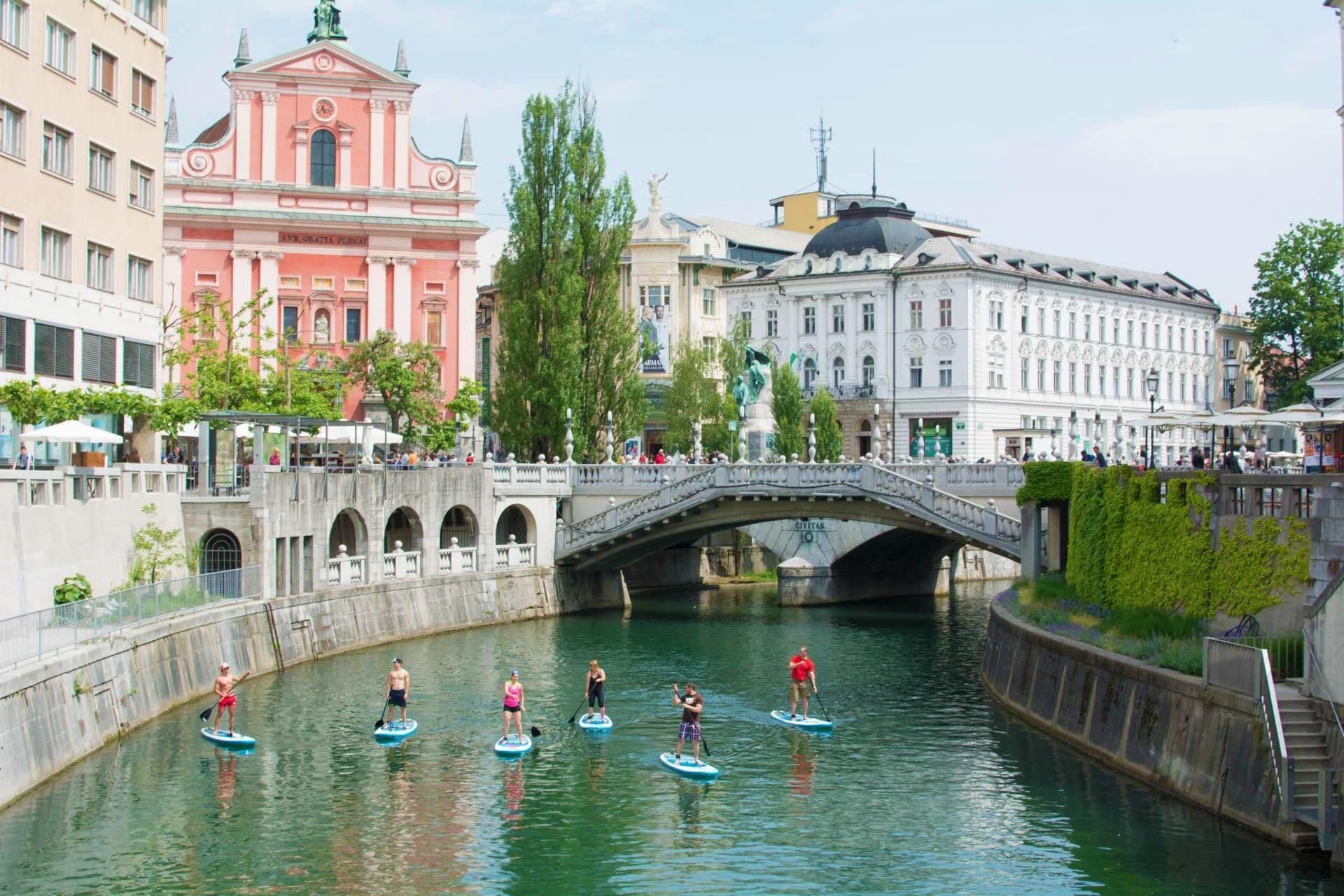 Sup Ljubljana