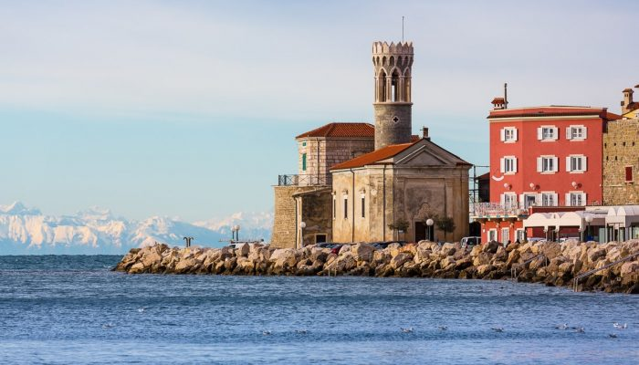 Day trip to Slovenian coast