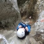 canyoning jereka slovenia