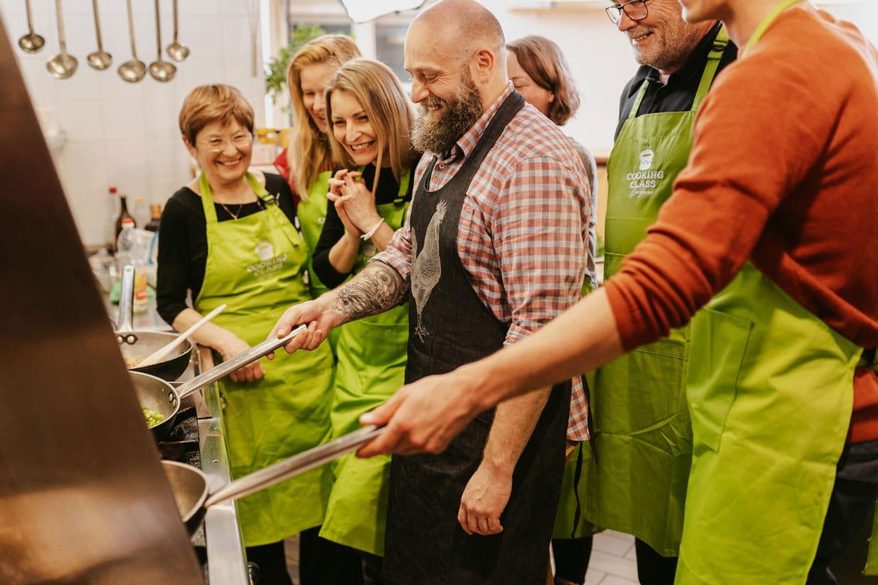 Cook-slovenian-food-class