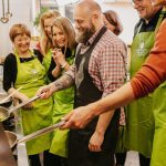 Learning to cook Slovenian dishes