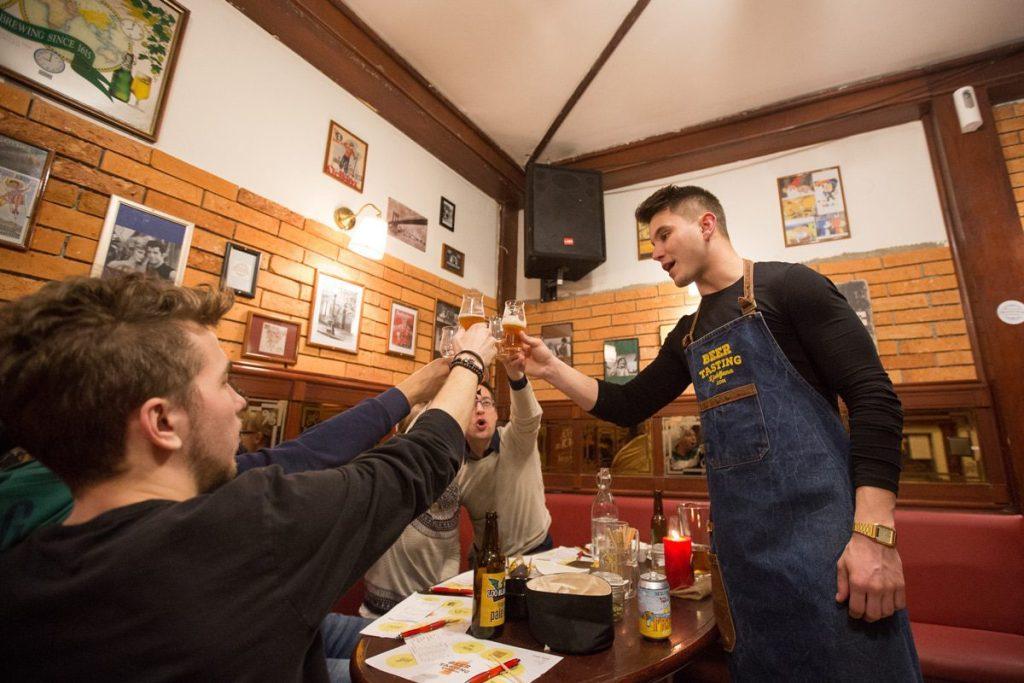 Beer Tasting Experience in Slovenia