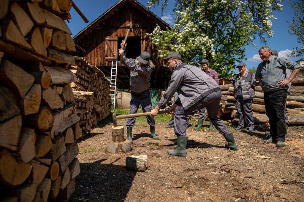 Open Farm experience Slovenia
