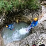 fun easy canyoning susec