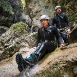 fun in the fratarica canyon