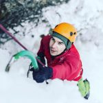 Excited to do some more ice climbing