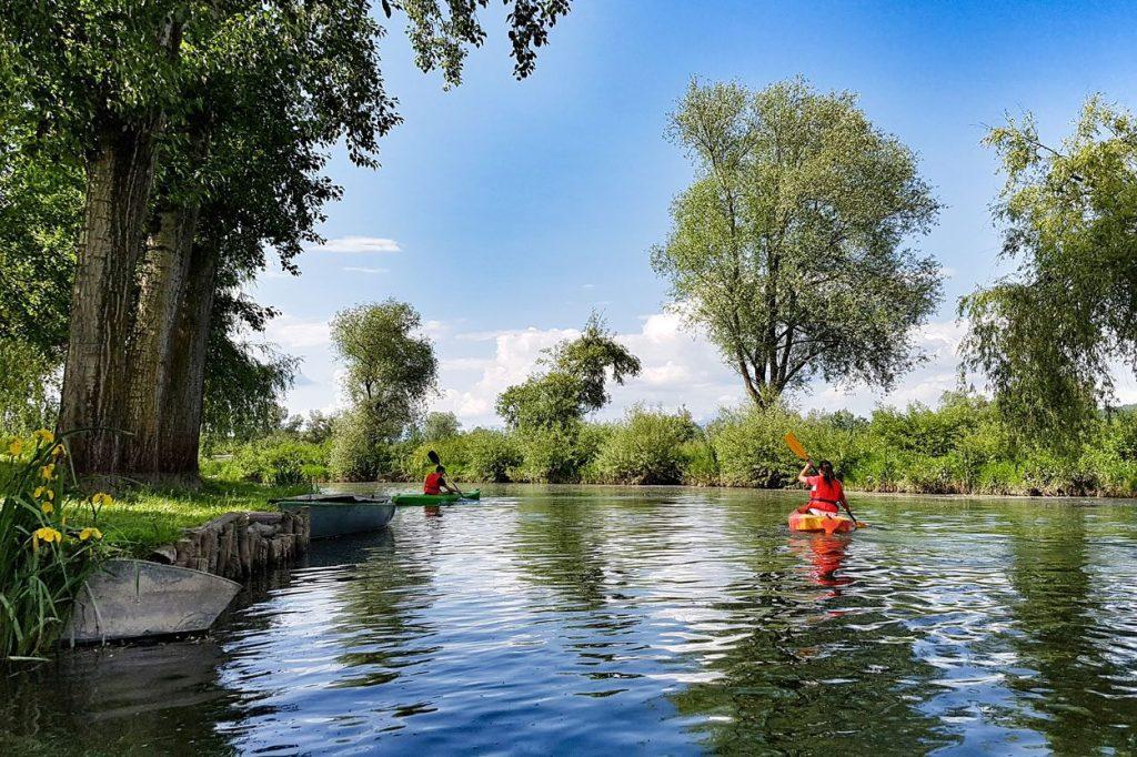 Kayak Ljubljana