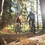 Mountain biking in Kranjska Gora