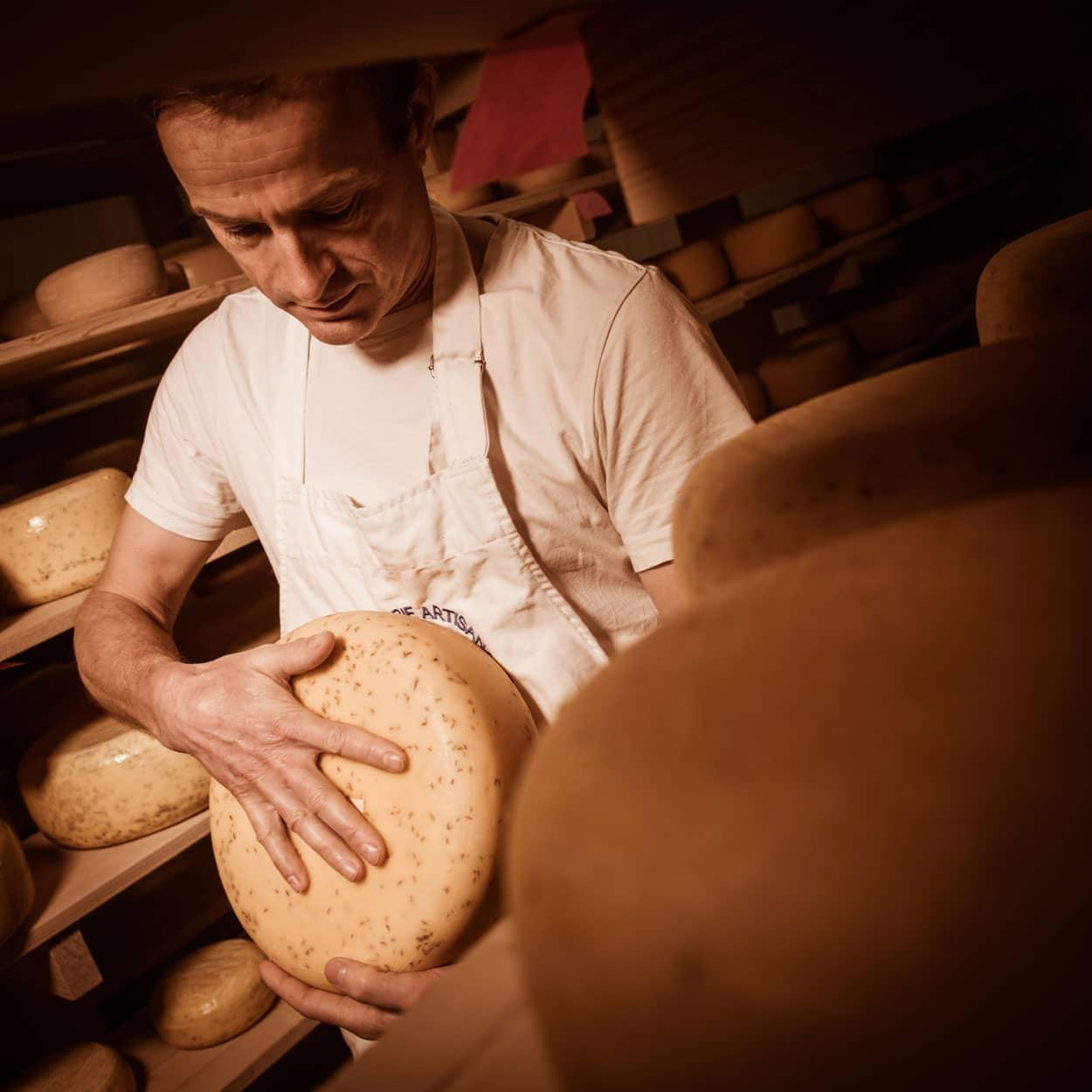 Pokljuka cheese maker