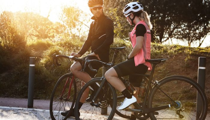 Deciding where and what to see while cycling