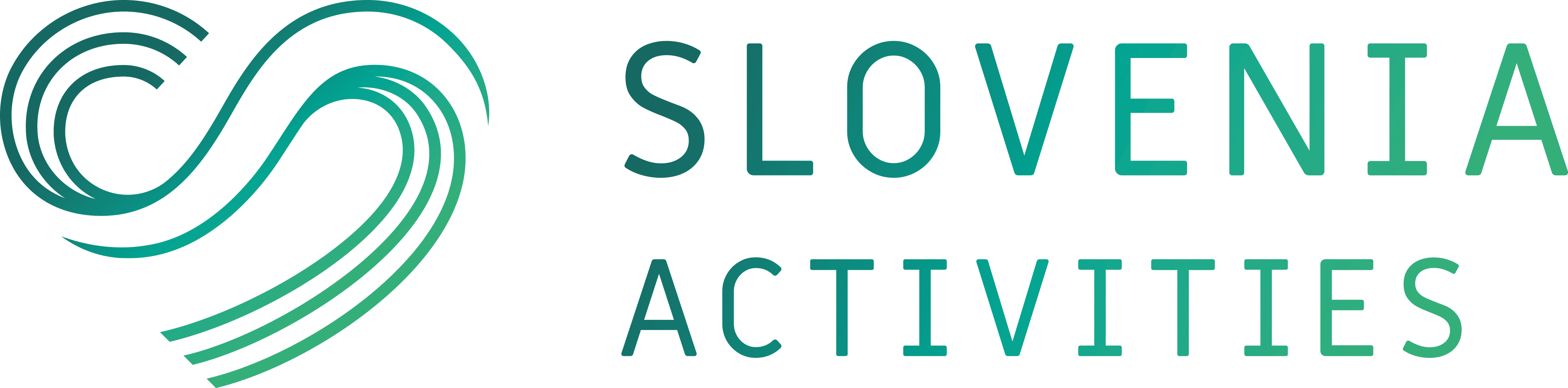 Slovenia activities logo