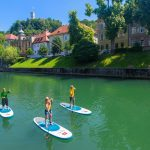 Ljubljanica river SUP