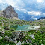 Enjoy breathtaking views of Triglav lakes