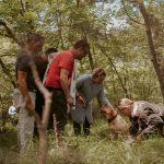 Truffle hunt in Istria