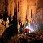unique caving experience