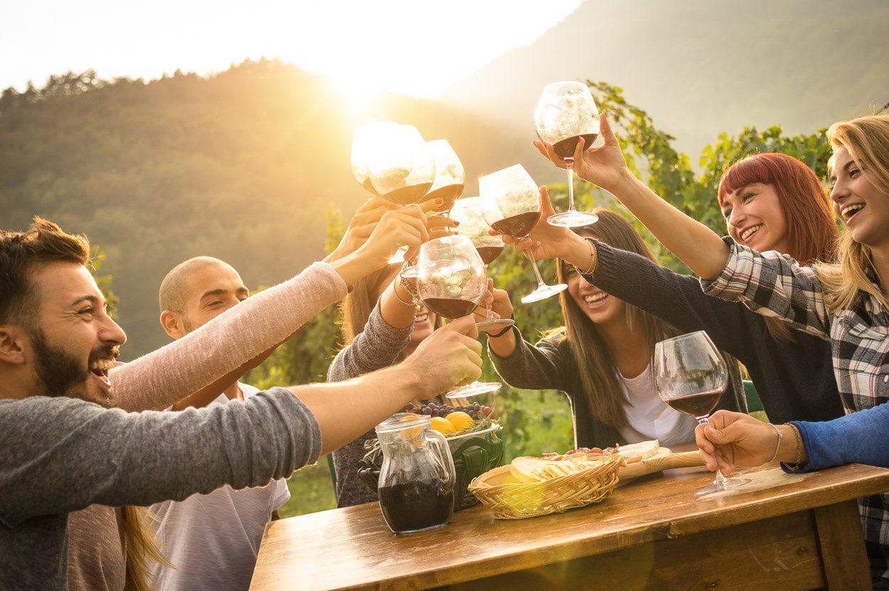 Goriska Brda (wine tasting in Goriska Brda)